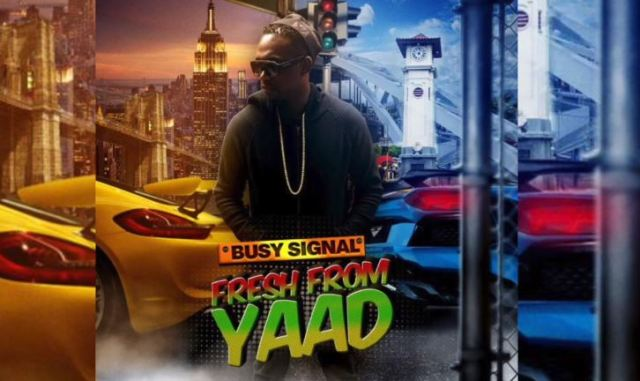 "Busy Signal ""Fresh From Yaad""-Album Review"