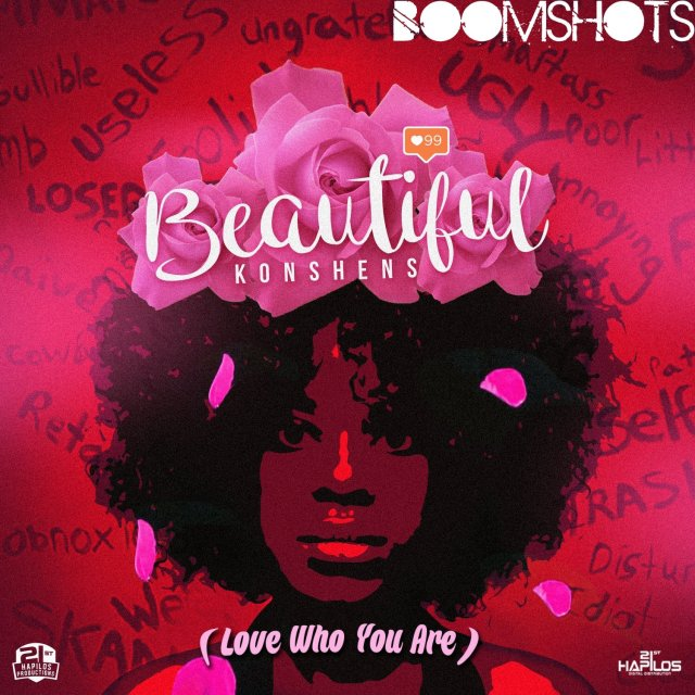 "PREMIERE: Konshens ""Beautiful"" Lyric Video"