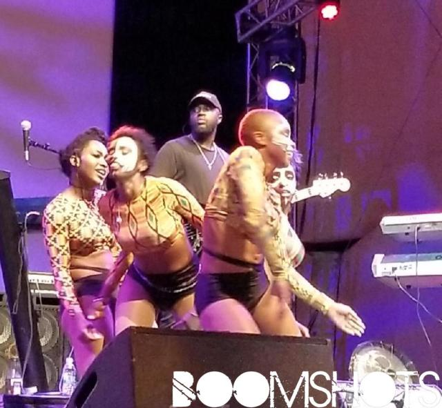 OkayAfrica Raises The Bar With D'banj, Sister Nancy, Rayvon and The Compozers in New York City
