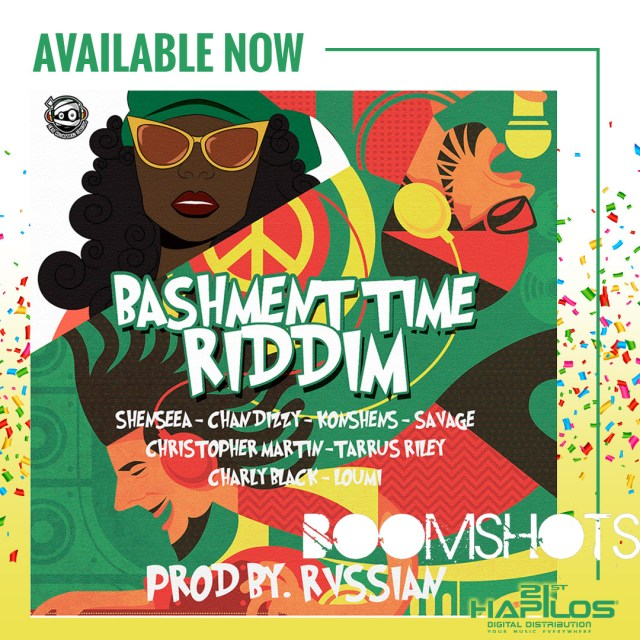 "PREMIERE: Rvssian Presents ""Bashment Time"" Riddim Megamix"