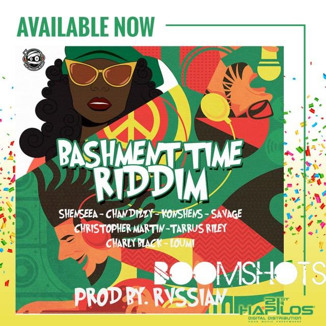 """PREMIERE: Rvssian Presents """"Bashment Time"""" Riddim Megamix"""