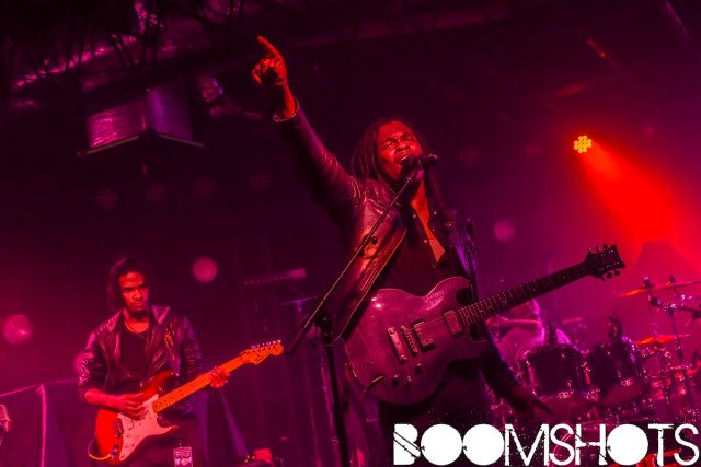 "PREMIERE: Raging Fyah ""REBEL"""