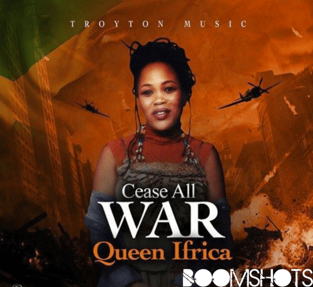 """PREMIERE: Queen Ifrica """"Cease All War"""" Official Music Video"""