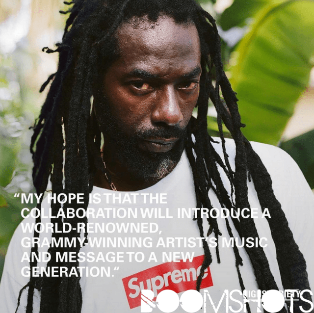 Why Buju Banton's Supreme Collab Really & Truly Matters