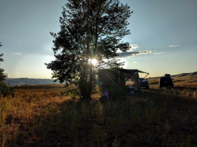 boondocking full time