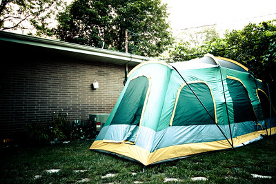 Is it Illegal to Live in a Tent in Your Backyard ...