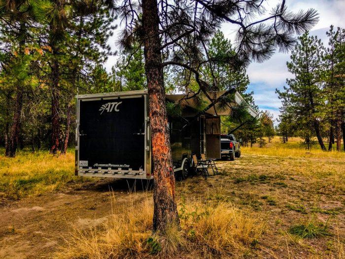 wallowa-whitman national forest camping