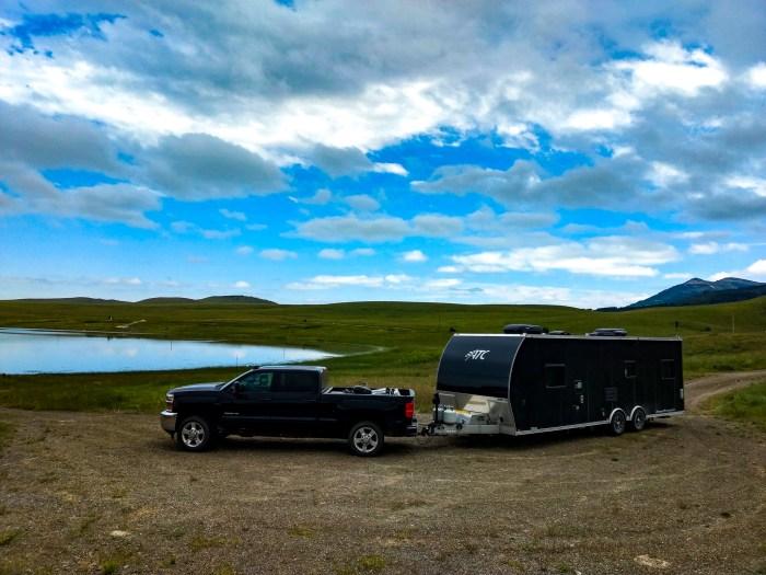 bean lake, montana