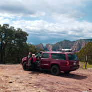 Schnebly Hill Road, Arizona, Coconino National Forest