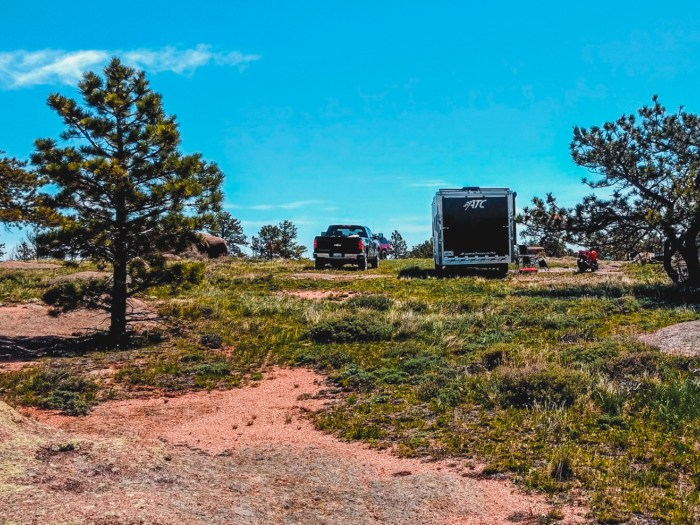 vedauwoo wyoming dispersed camping