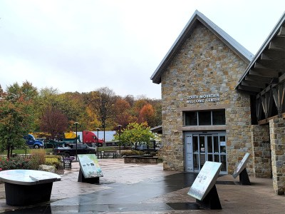 maryland rest areas