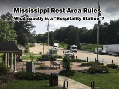 mississippi rest area