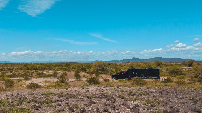 kofa national wildlife refuge camping rules