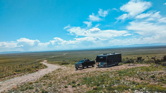 dispersed camping near great sand dunes national park