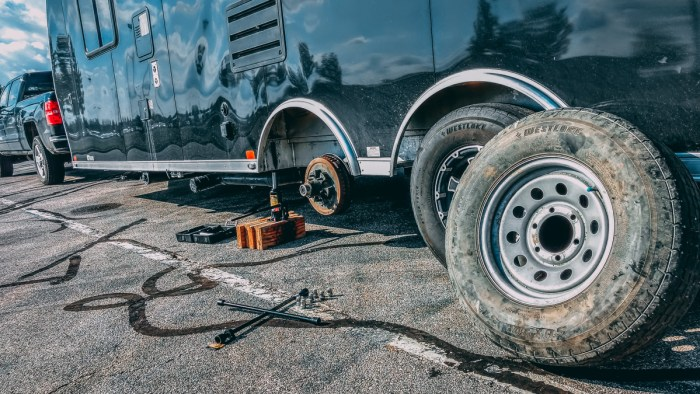 basic tools needed for boondocking