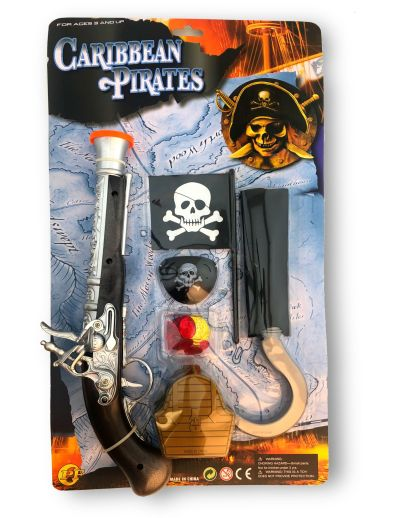 Pirate Be a Pirate Accessory Kit