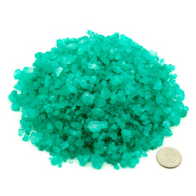 Aqua Blue/Cotton Candy Rock Candy Crystals