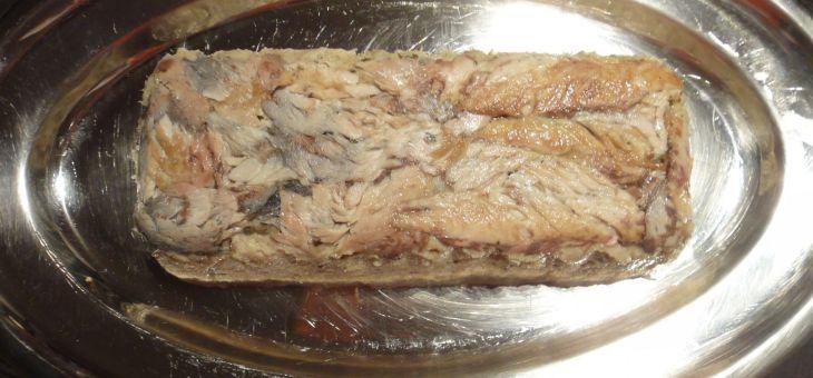 Pastís de verat i patata