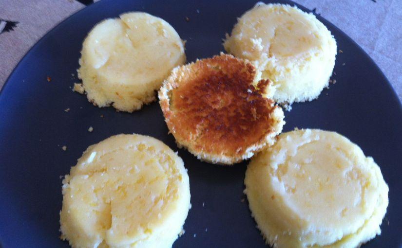 Pastissets de llimona