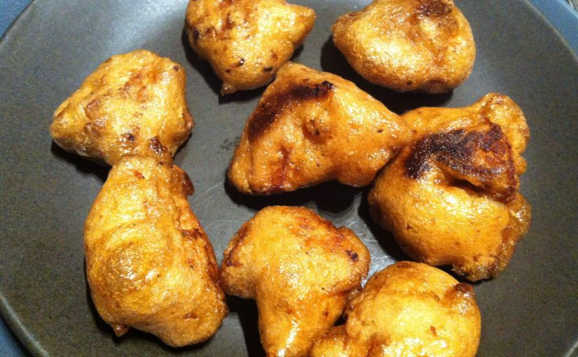 "Pollastre fregit (""nuggets"")"