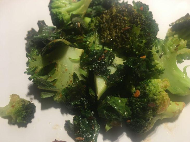 Saltejat de verdures