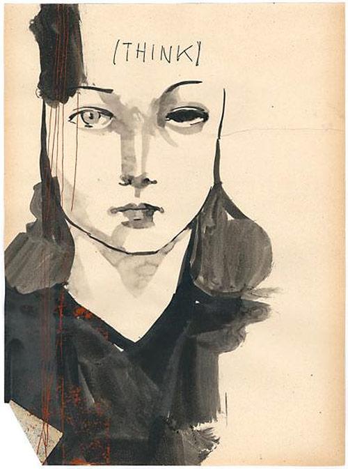 tina berning drawing art