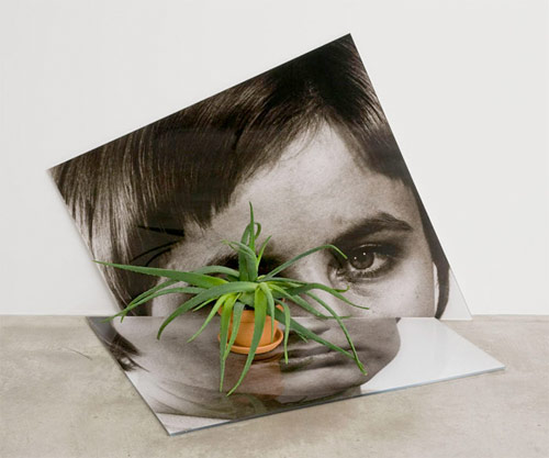 Artist Marlo Pascual found imagery sculpture installation photo-based