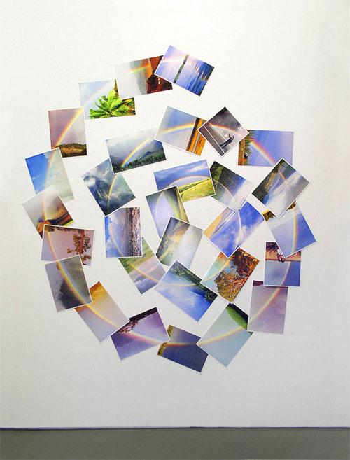 Untitled (Rainbow) - Peter Coffin