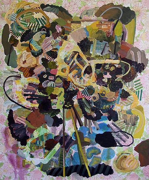 artist painter maria britton painting