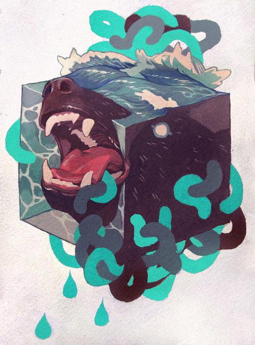 Illustrator Sachin Teng
