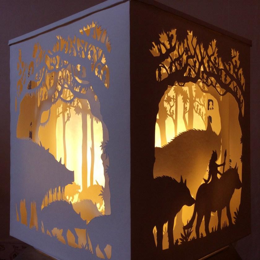 """Miyazaki12 Spoke Art's """"Miyazaki in Los Angeles"""" Art Design"""