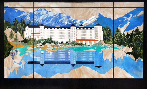 "Keates11 ""The Kennedy Trip"" by Artist Charlotte Keates Design"