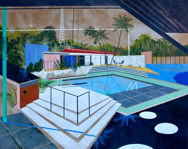 "Keates2 ""The Kennedy Trip"" by Artist Charlotte Keates Design"