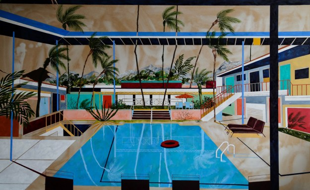 "Keates3 ""The Kennedy Trip"" by Artist Charlotte Keates Design"