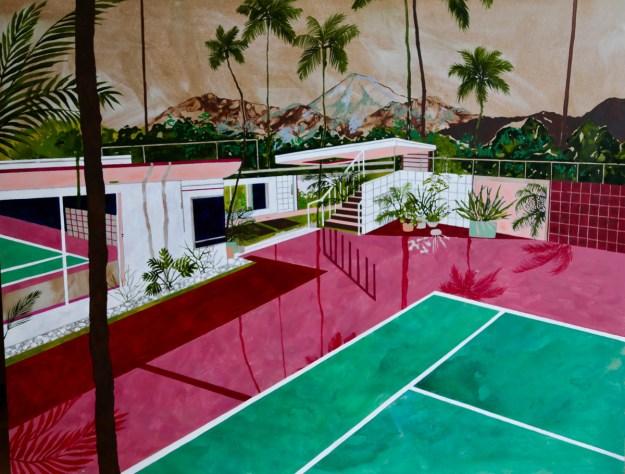 "Keates9 ""The Kennedy Trip"" by Artist Charlotte Keates Design"