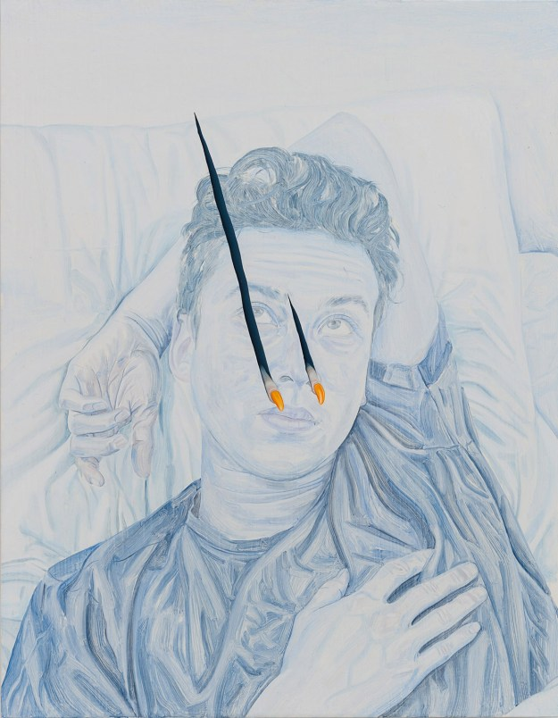 """Pigott5 """"Slippery Gaze"""" by Artist Tristan Pigott Art Design"""