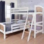 Milano King Single Loft Bed Boori