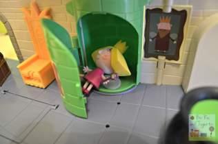 Ben and Holly Thistle Castle Playset - Secret Slide Exit
