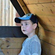 Festival on the Farm - Tigger summer house