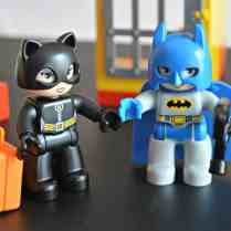 LEGO DUPLO Batman and Catwoman