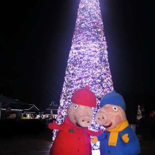 Paultons Park Santa's Christmas Wonderland