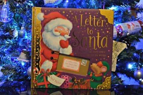 A Letter to Santa - Igloo Books