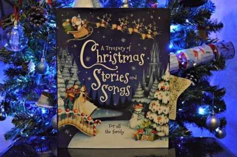 A Treasury of Christmas Stories and Songs - Parragon