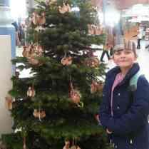 Christmas Tree Trail - Norwich Train Station