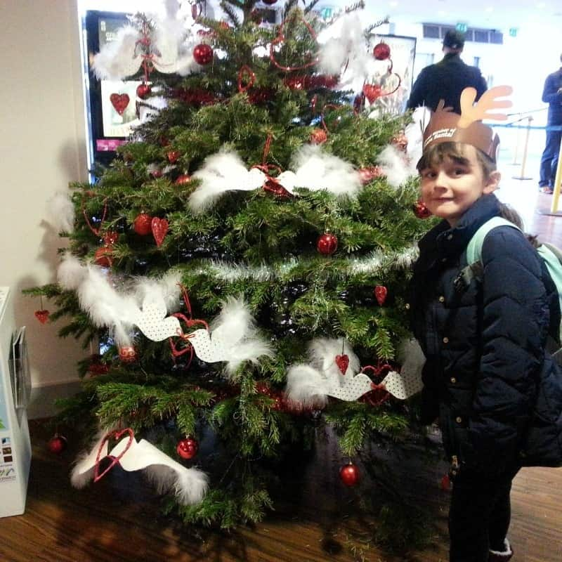 Christmas Tree Trail - Odeon