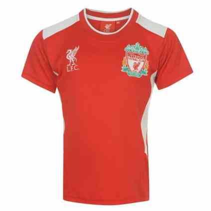 Source Lab Liverpool Football Club T Shirt Juniors
