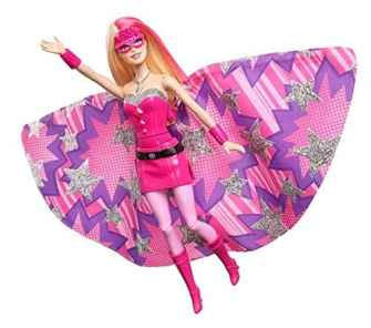 Barbie™ in Princess Power Super Sparkle 2-in-1 Doll