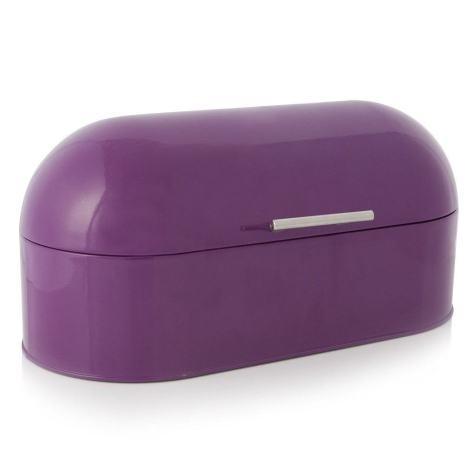 Cook InColour Dome Bread Bin purple