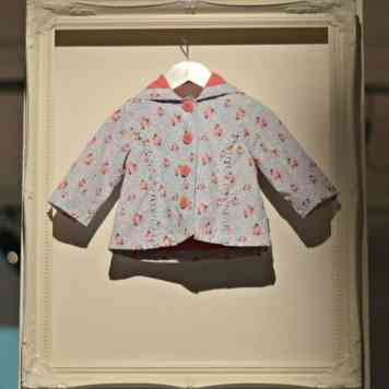 Nutmeg SS15 - Girls Coat