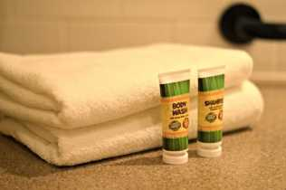 Chessington World of Adventures - Azteca Hotel Temple Treasures Toiletries